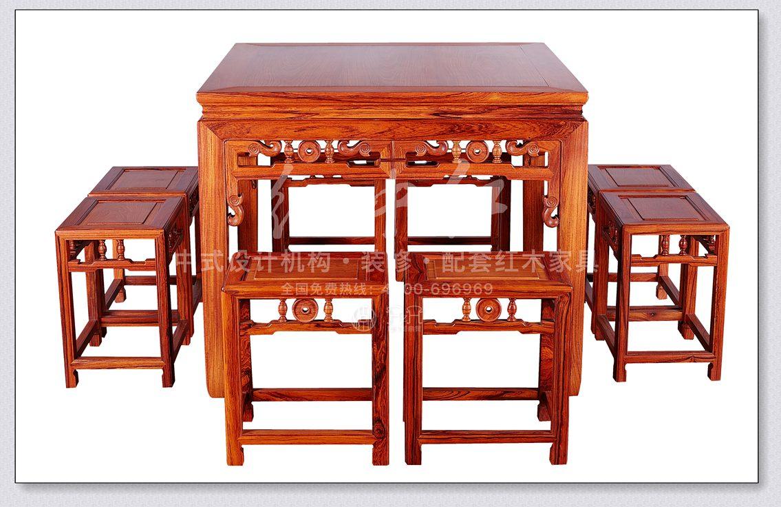 红木大会议桌欧式椅子图片大全