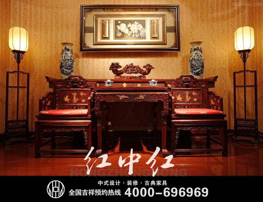 浅谈中式茶楼设计中的装饰元素