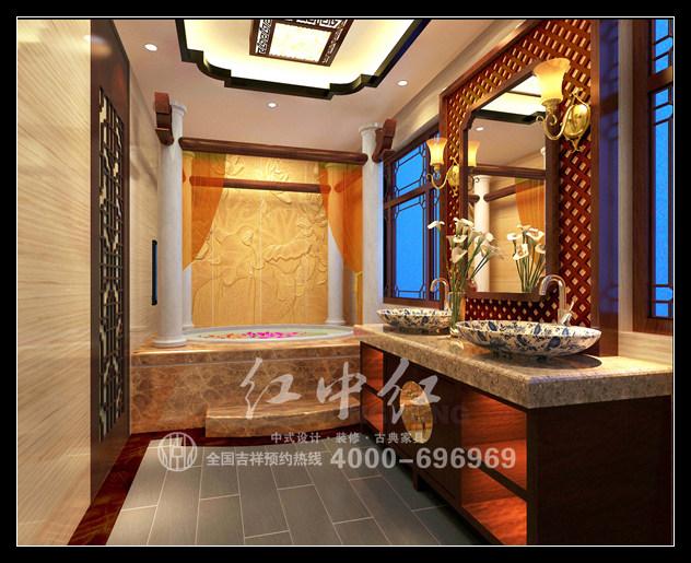 红木家具装修 室内中式设计要注意