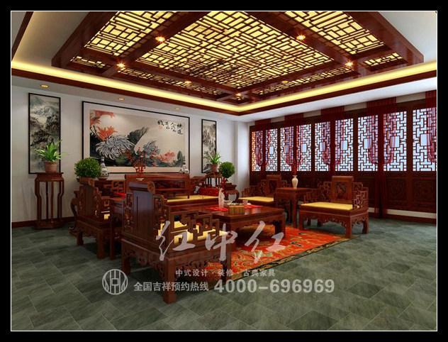 红木家具搭配什么样的装修风格